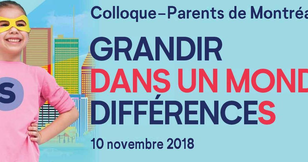 Colloque-parents de Montréal – Documents des conférenciers